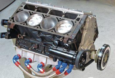 Что такое сухой картер двигателя?