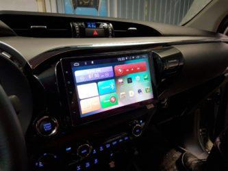 Установка мультимедийной системы в автомобиль