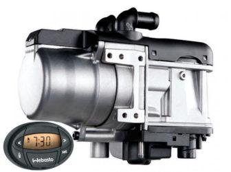 Что такое предпусковой подогреватель двигателя?